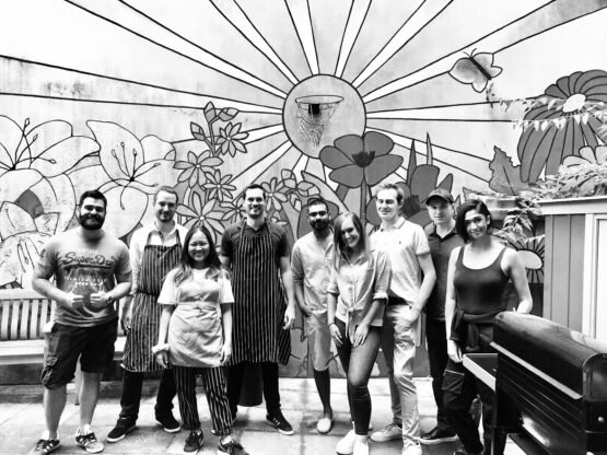 The team at the Marylebone Project